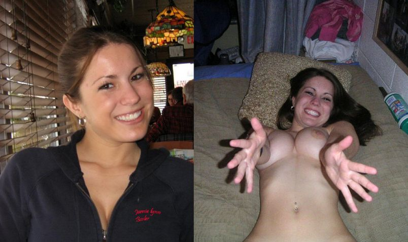 JesusRaves Before and After Clothed And Nude (48)